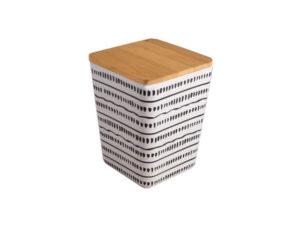 1 Litre Bamboo Tupperware
