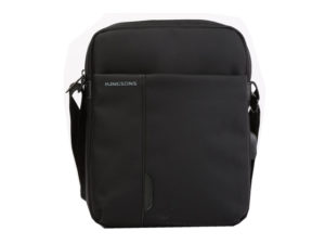 10.1 Inch Tablet Shoulder Bag With Built In Usb Cable