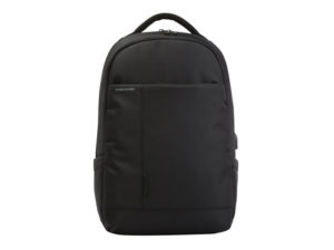 15.6 Inch Laptop Backpack With Built In Usb Cable