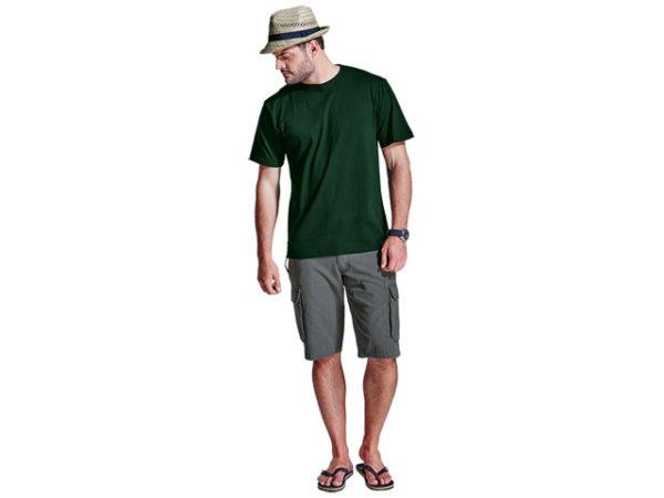 170G Barron Combed Cotton Crew Neck T-Shirt