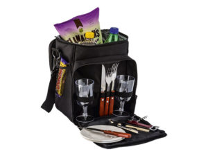 2 Person Picnic Set And Cooler