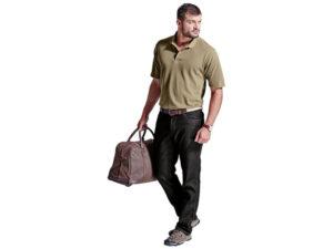 260g Pique Knit Golf Shirt