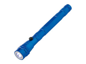 3 Led Flashlight And Magnetic Pick Up Tool