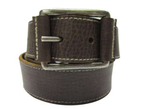 35Mm Double Covered Buckle Belt