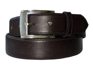 35Mm Mens Formal Belt Genuine Leather