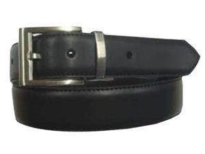 35Mm Reversible Genuine Leather Mens Formal Belt