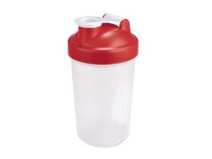 400Ml Shake And Burn Protein Shaker
