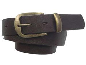 40Mm Full Grain Genuine Leather Mens Belt