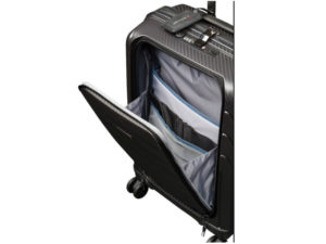 540Mm Business Organiser Case Carry On With Tsa Lock *