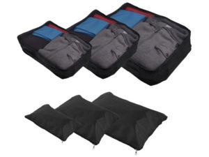 6-Piece Luggage Organiser Set