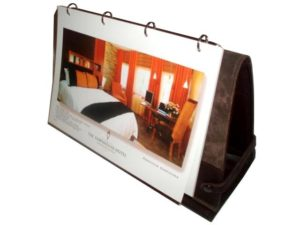 A4 3 Fold Presentation Folder