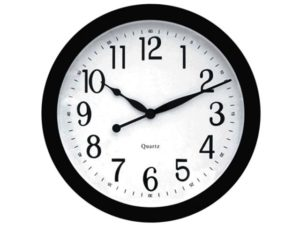 Andy Large Wall Clock