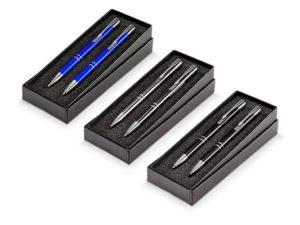 Armada Metallic Pen And Pencil Set