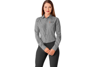 Aston Long Sleeve Ladies Shirt