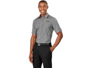 Aston Short Sleeve Mens Shirt