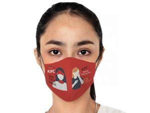 Be Safe 3 Layer Beak Mask - Ladies - Use Mask