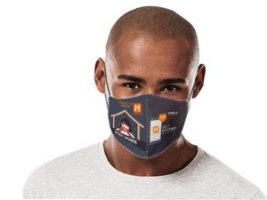 Be Safe 3 Layer Beak Mask-Men -Stay Home