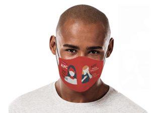 Be Safe 3 Layer Beak Mask-Men -Use Mask
