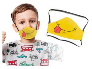 Boomer Emoji 3 Layer Washable Face Mask