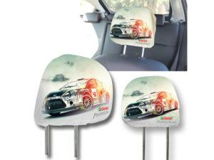 Car Headrest Cover