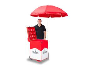 Cigarette Cart