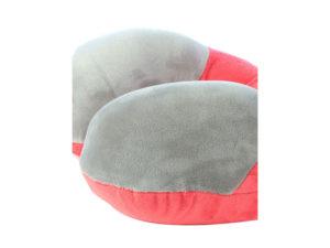 Contoured Memory Foam Travel Pillow