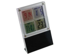 Cw2234 Magic Rainbow Lcd Clock