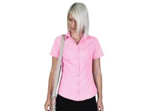 Donna Short Sleeve Blouse
