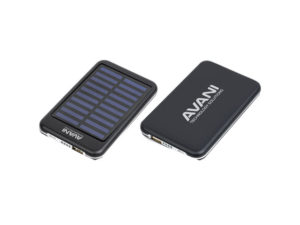 Eclipse 5000Mah Solar Power Bank