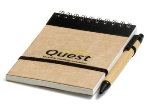 Eco-Logical Mini Notepad