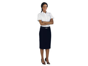 Huntington Short Sleeve Ladies Shirt