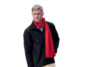 Ice Knitted Scarf