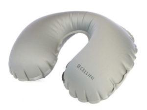 Inflatable Mini Drawstring Neck Pillow