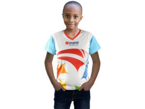 Junior V-Neck T Shirt