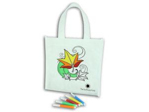 Kids Novelty Colouring Bag