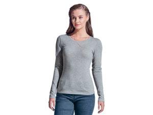 Ladies 145G Long Sleeve T-Shirt