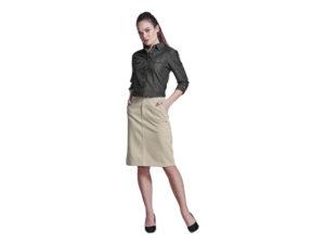 Ladies Ava Stretch Skirt