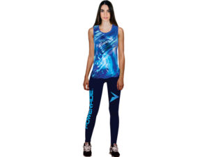 Ladies Leggings With Sublimation