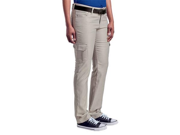 Ladies Stretch Cargo Pants