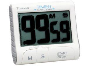 Lcd Jumbo Digital Timer