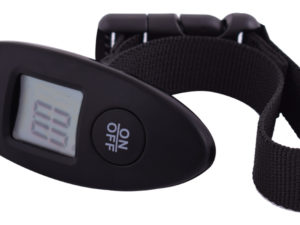 Lcd Luggage Scale And Strap