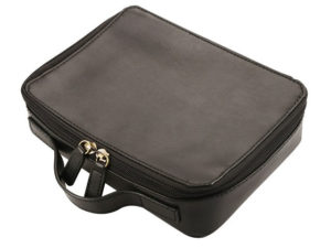 Leather On The Go Utility Bag