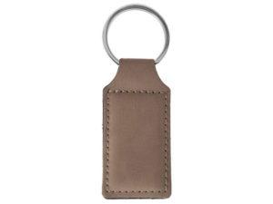 Leatherette Keyring