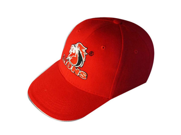 Lions Cap - Rugby Licence Headwear