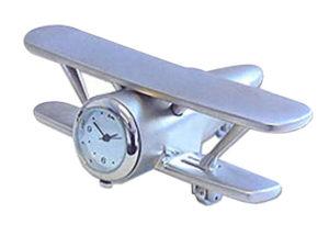 Mini Aeroplane Clock