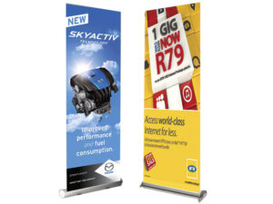 Pull Up Banner Econo