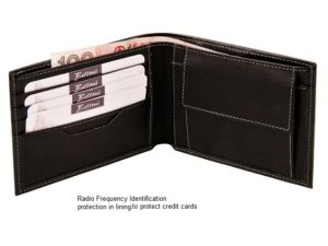 Rfid Synthetic Leather Wallet