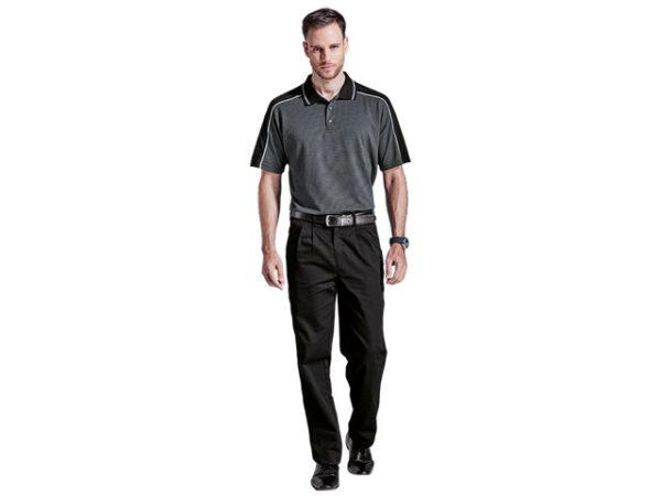 Shoulder Stripe Golf Shirt