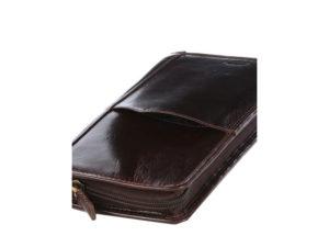 Single Zip Travel Wallet