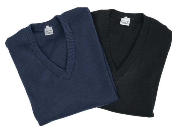 Sleeveless Or Longsleeve Pullover